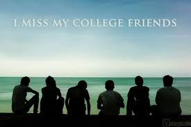 I recently stumbled upon an  I Am Missing My Friends